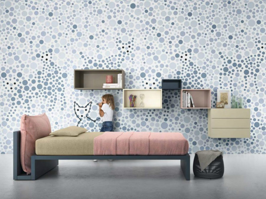3DOTS wallpaper by Lago 900x674 Most Unusual Wall Coverings for Every Room in the House