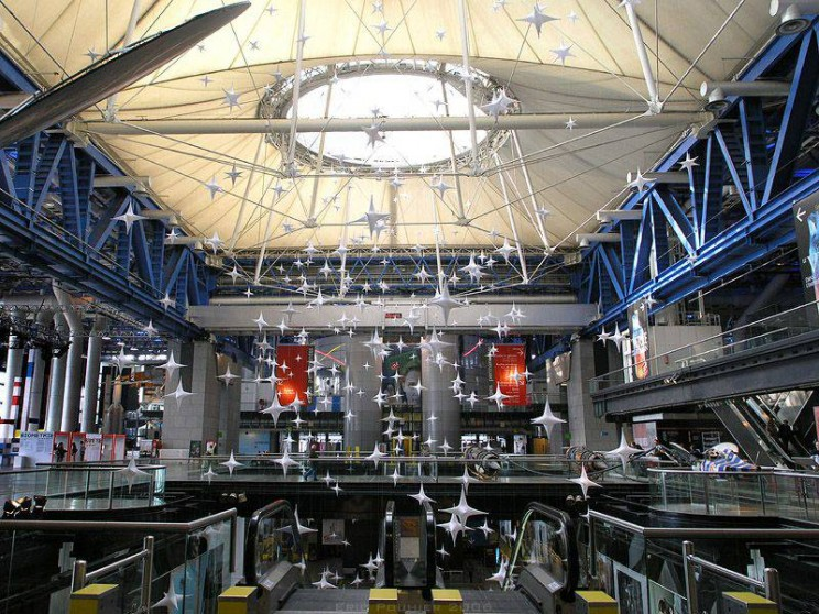 best science museums City of Science and Industry