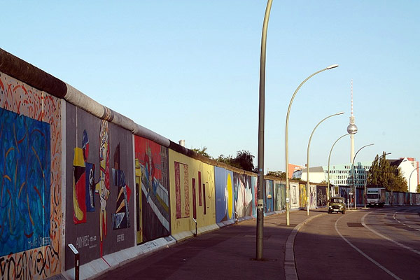 Галерея Ист-Сайд (East Side Gallery)