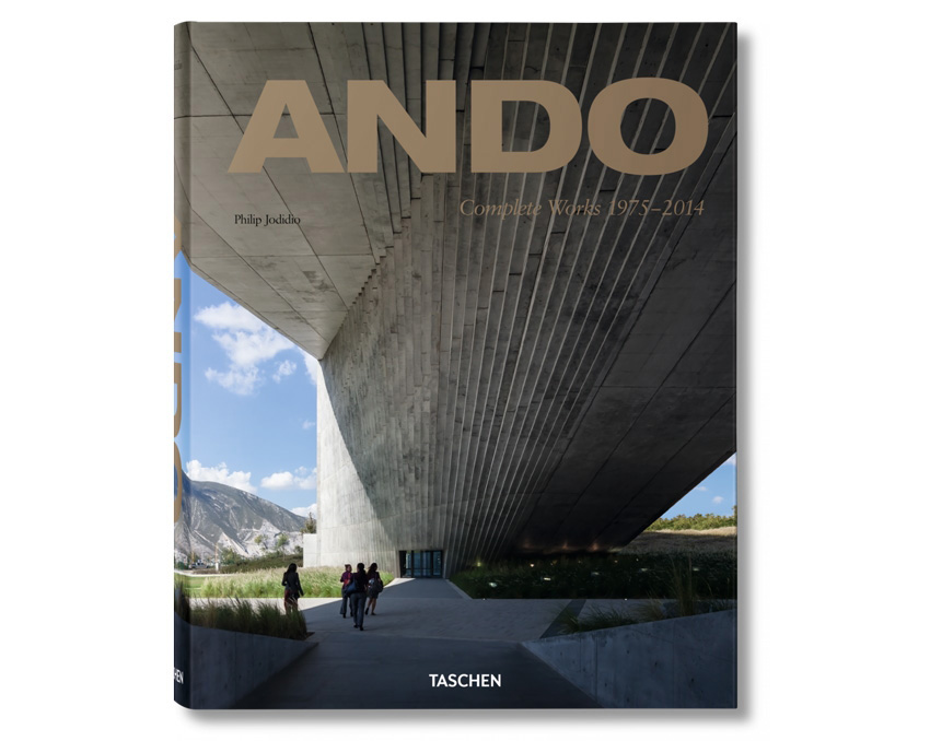 книга ANDO. Complete works to date 1975-2014
