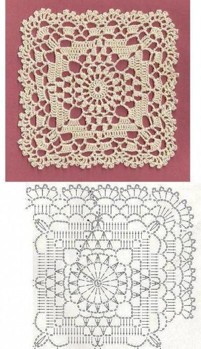small doilies crochet