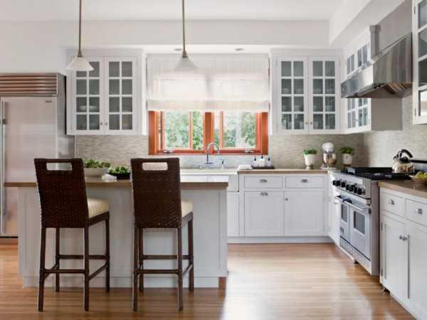 кухня с французским окном дизайн французское окно на кухне